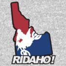 RIDAHO! by GrumpyDog