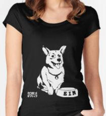 EIN Cowboy Bebop Women's Fitted Scoop T-Shirt
