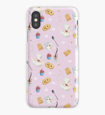 Tea and Sweets iPhone Case/Skin
