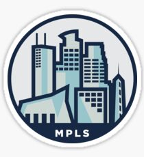 MPLS Sticker