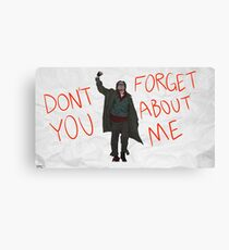 Don't You- 16:9 Canvas Print