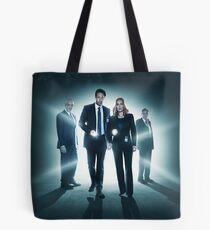 The X-Files (Mini Series Cast Merch) Tote Bag
