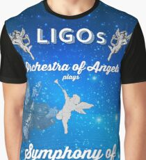 LIGOs Celestial Symphony Search Graphic T-Shirt
