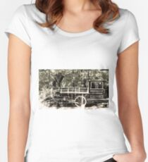 Locomotive Women's Fitted Scoop T-Shirt