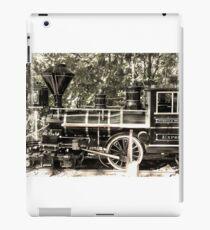 Locomotive iPad Case/Skin