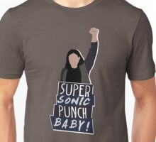 Super Sonic Punch - Cisco Unisex T-Shirt