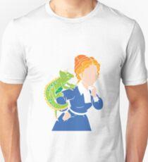 Frizzle > School Cutout Unisex T-Shirt