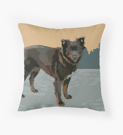 Jess Throw Pillow
