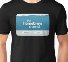 Homebrew Channel Unisex T-Shirt