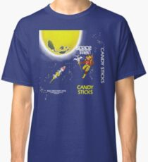 Kiwi Confectionery - Spaceman Candy Sticks Classic T-Shirt