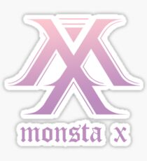 monsta x kpop Sticker