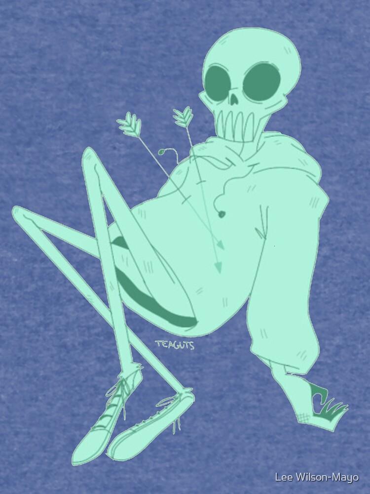 Ghostie-Typ von teaguts