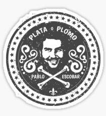 Pablo Escobar, El Patron del Mal Sticker
