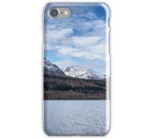 Loch Lomond in The Trossachs iPhone Case/Skin