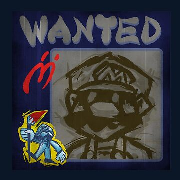 WANTED by Kirafrog