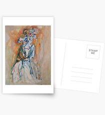 Carnet de Bal Postcards