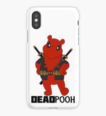 DEADPOOH! iPhone Case/Skin