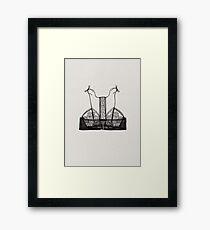 Lingerie-3 Framed Print