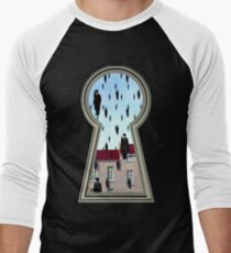 """""""Magritte from the lock"""" T-Shirt"""