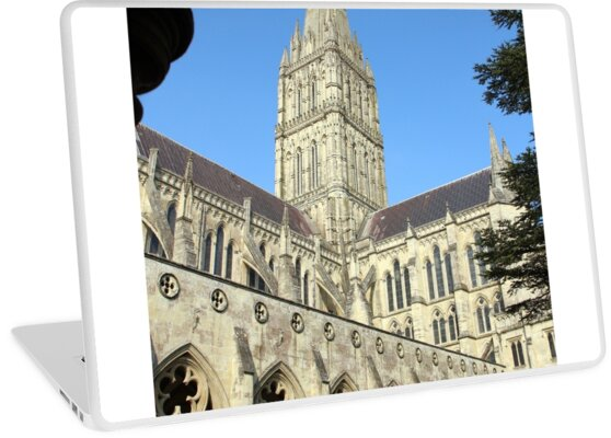 Salisbury Cathedral by Mark Draper