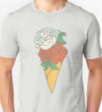 Rose ice cream Unisex T-Shirt