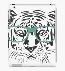 Geeky Tiger iPad Case/Skin