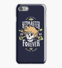 Keymaster Forever iPhone Case/Skin