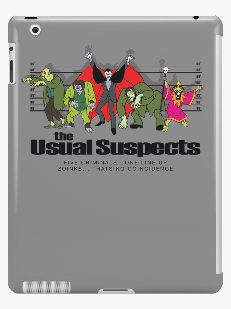 Usual Suspects by Rob Stephens