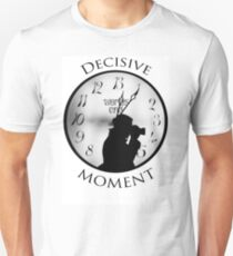 DECISIVE MOMENT T-Shirt