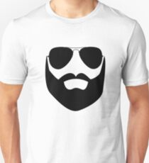 Beard and Sunglasses T-Shirt