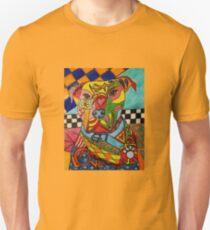 Love Me Pit Bull Unisex T-Shirt