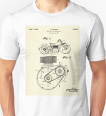 Shaft Drive of Motorcycles-1943 T-Shirt