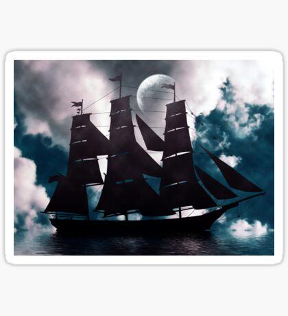 Journey thru our dreams Sticker