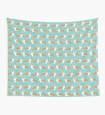 Corgi Welsh Corgi gifts cute must haves for the funny corgi puppy dog lover  Wall Tapestry