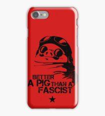 Porco Guevara iPhone Case/Skin
