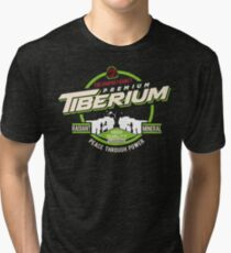 NOD - Tiberium green Tri-blend T-Shirt