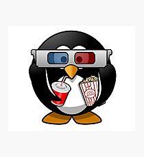 Movie Film Cinema Popcorn Photographic Print