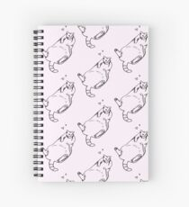 Seductive PK Spiral Notebook