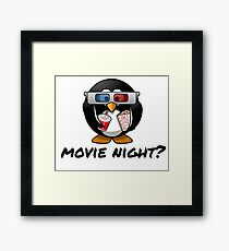 Cool Movie Film Cinema  Framed Print