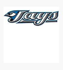 Toronto Blue Jays LOGO Photographic Print