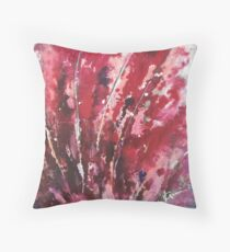 Passion I By Kenn. Throw Pillow