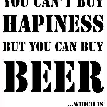 BEER IS HAPINESS by jaiidi2