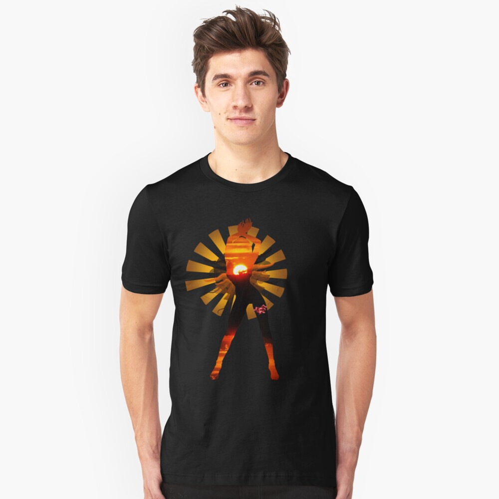 SUNGODDESS - Holiday Version Unisex T-Shirt Front