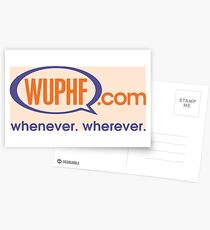 The Office: WUPHF.com Postcards