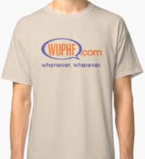 The Office: WUPHF.com Classic T-Shirt