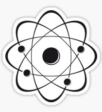 atoms Sticker
