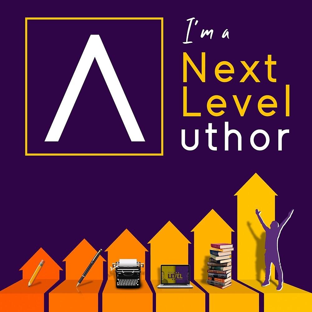 I'm a Next Level Author by devilsrockpub