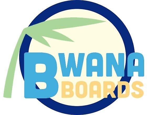 OG bwanaboard logo by bwanaboards