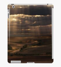Sunny shower iPad Case/Skin
