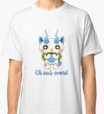 Yo-kai Watch Komasan - Oh mah swirls! Classic T-Shirt